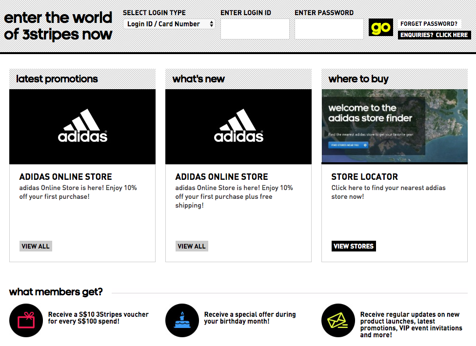 adidas-loyalty-program