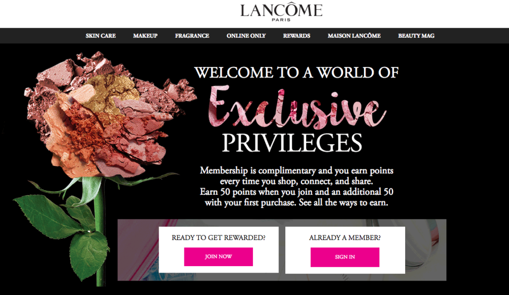 lancome-loyalty-program