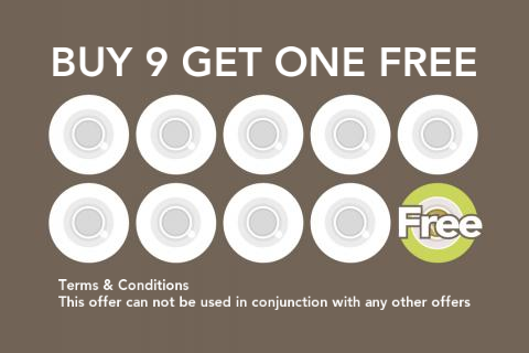 16 Examples Of Loyalty Punch Cards Candybar Co Blog