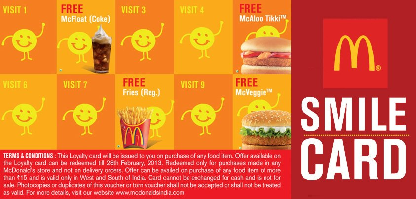 loyalty-card-design-mcdonalds-india