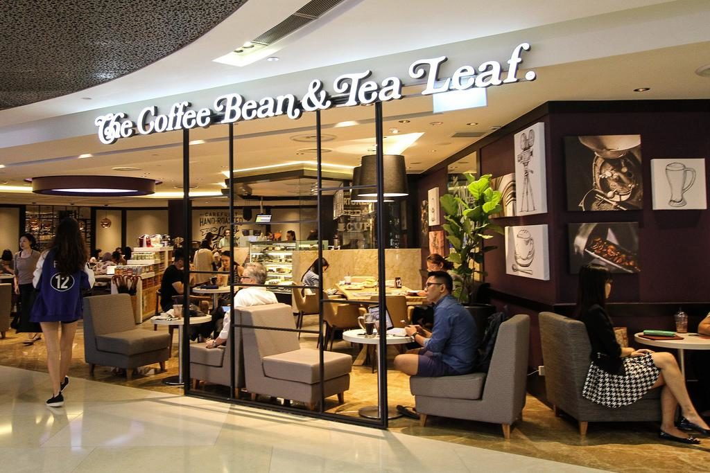 Coffee Bean Store