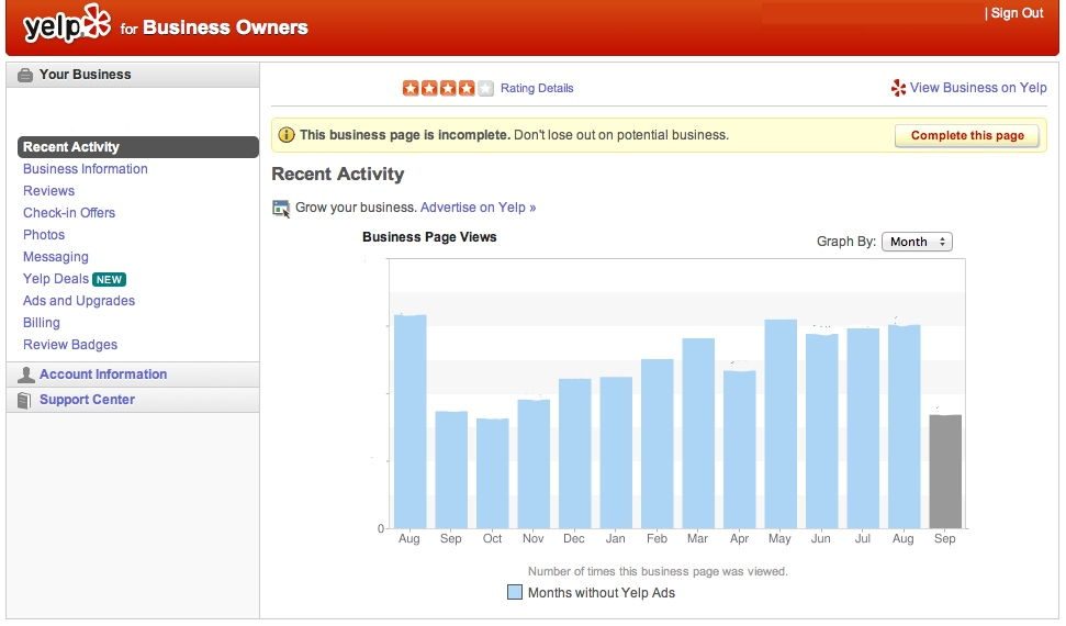how to get yelp reviews for your business