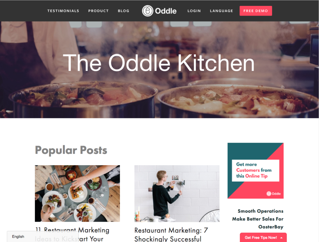 best restaurant management blogs - oddle blog oddle kitchen southeast asia