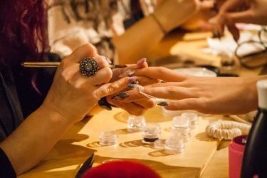 London Nail Salons