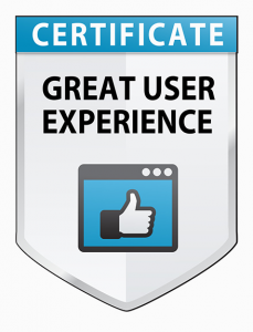 CandyBar wins awards for Great User Experience