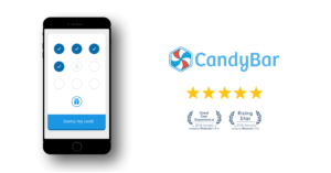 candybar awarded user satisfaction, great experience