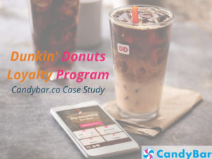 dunkin donuts loyalty program a candybar case study