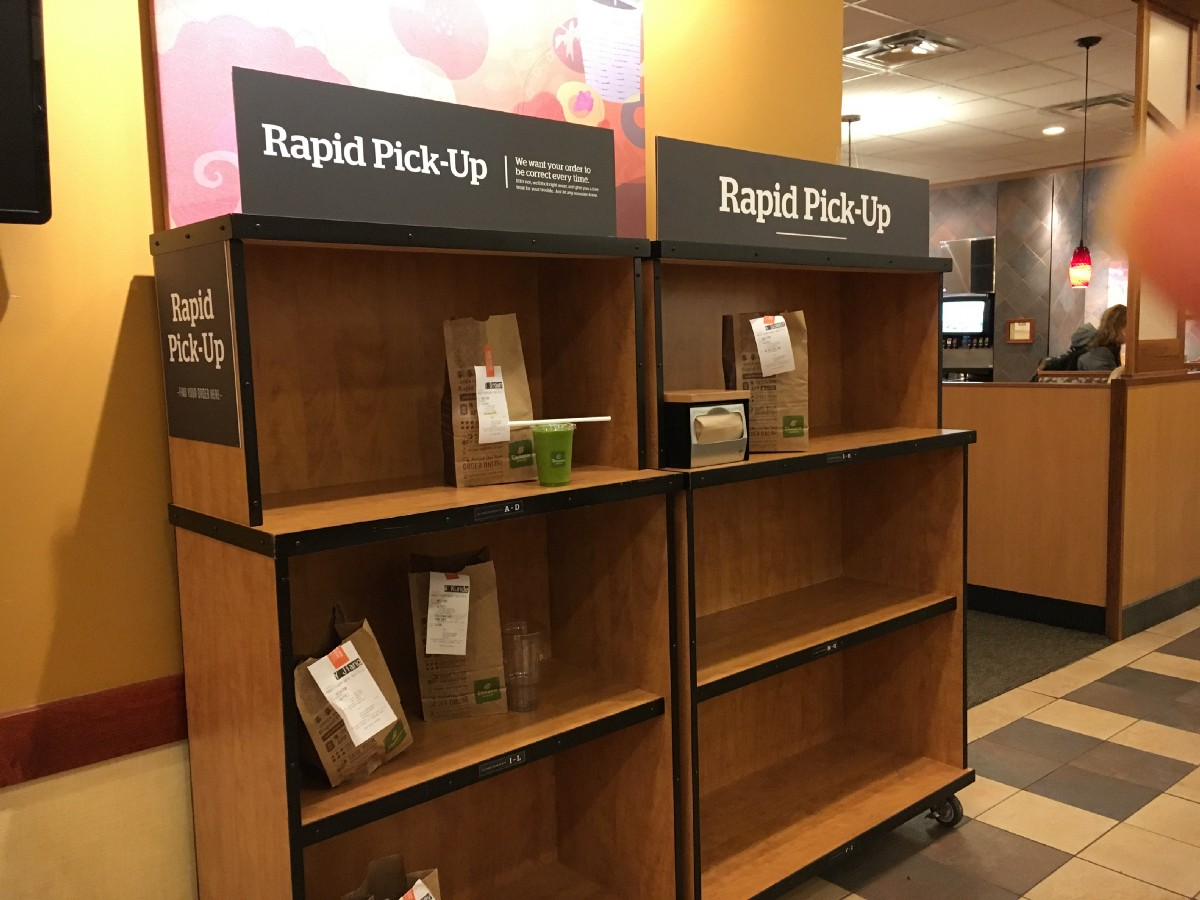 panera loyalty program - mypanera offers rapid pick-up for digital orders