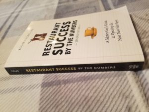best restaurant management books - restaurant success by the numbers -- roger fields