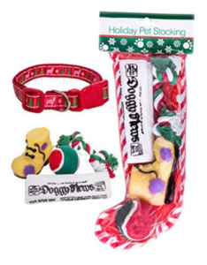 Christmas ideas for dogs - Christmas stocking