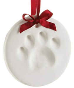 Christmas ideas for pets - pawprint