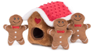 Christmas ideas for your pets - plush toy