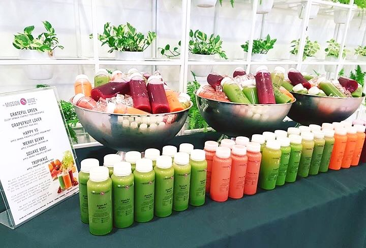 candybar merchant stories mission juice - mission juice at event thousand bottles cold pressed juice entrepreneur stories