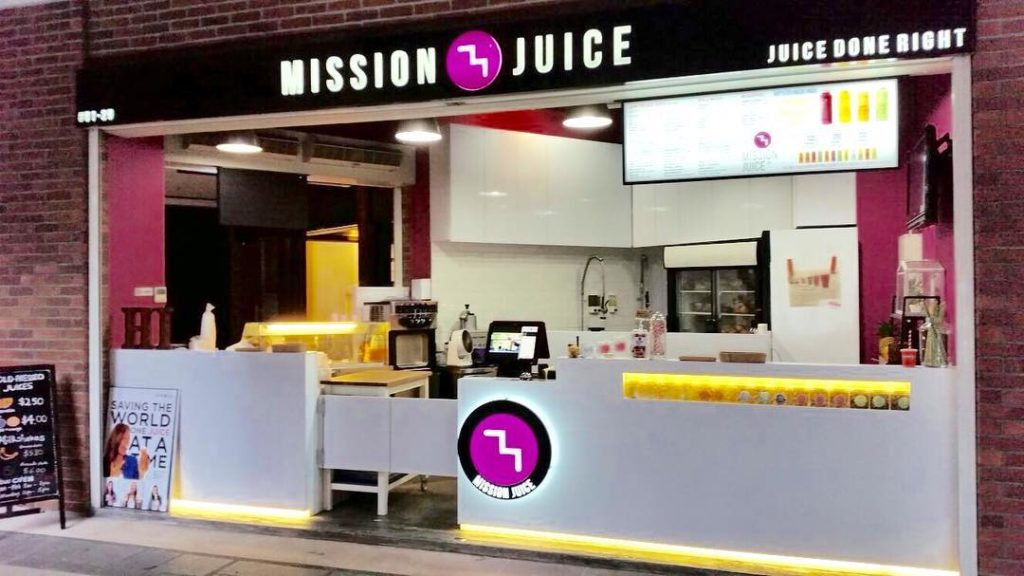 candybar merchant stories - mission juice storefront joel lee entrepreneur stories
