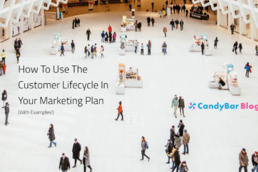 customer life cycle candybar blog examples lifecycle marketing - buyer's journey