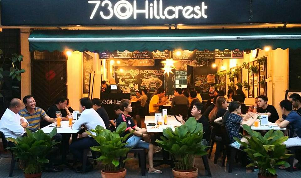 73@Hillcrest coffeeshop bistro - community candybar merchant stories featured image