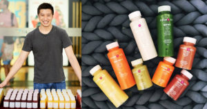 candybar merchant stories - mission juice joel lee cold pressed juices