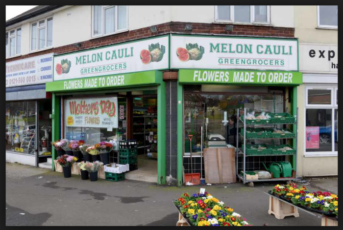 funny restaurant signs melon cauli funny shop names