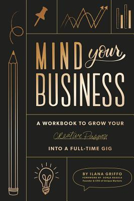 best small business books - start small business - ilana griffio mind your business