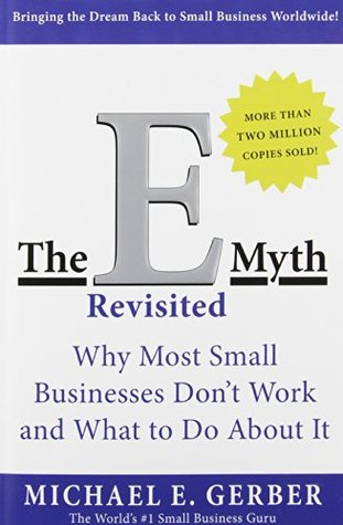 best small business books classics - small business strategic - michael e gerber e-myth revisited