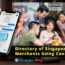 Directory of Singapore Merchants Using CandyBar