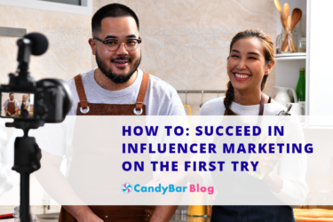 Succeed in influencer marketing on the first try