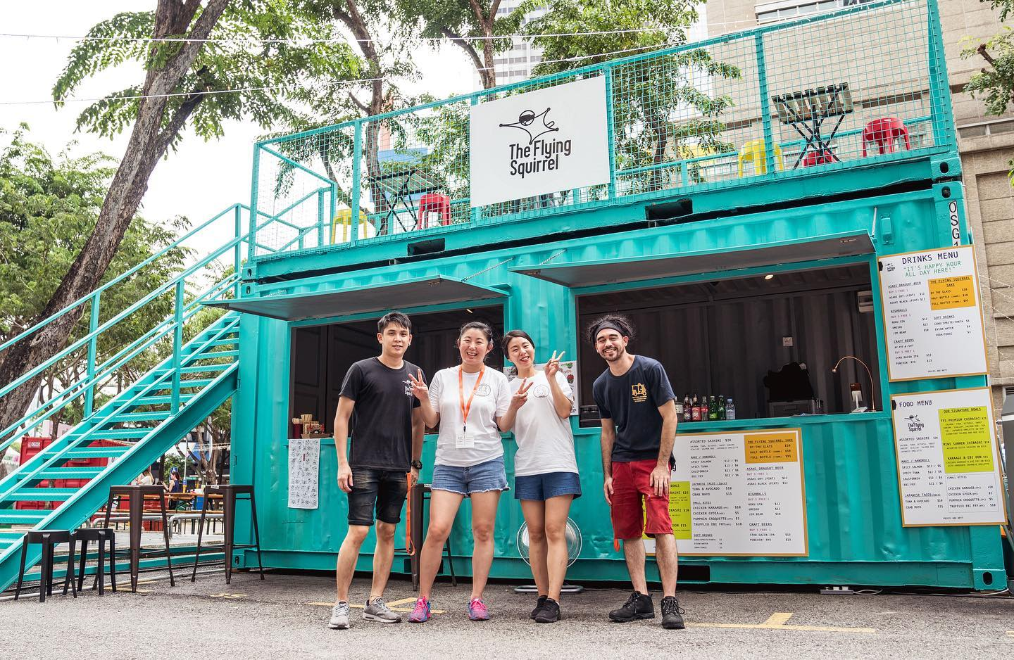 the flying squirrel angelina leong candybar merchant story the great singapore pop up