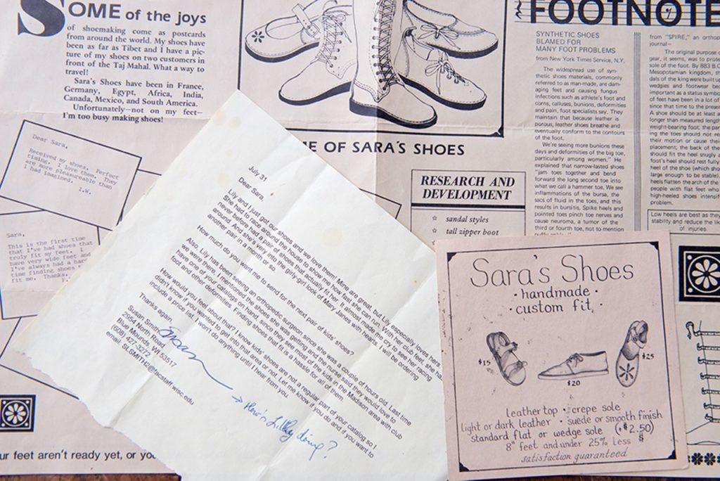 saras shoes thank you notes sara mcintosh chicago school of shoemaking
